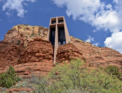 Chapel of the Holy Cross — A Sedona Must See