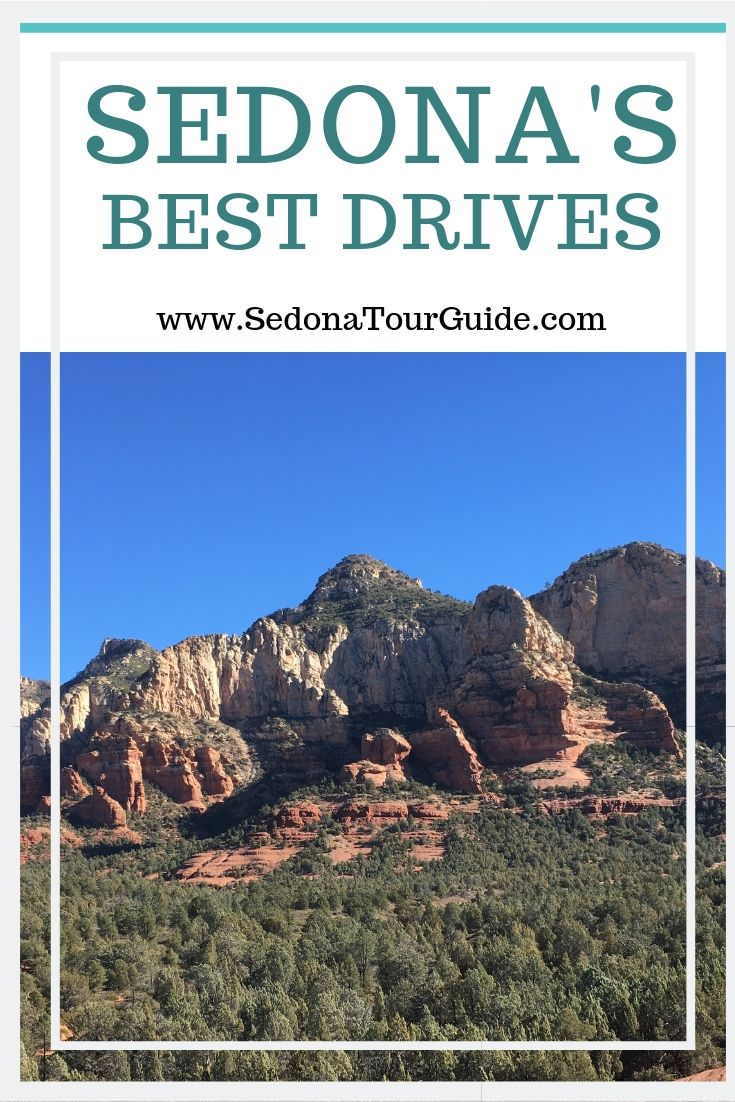 Sedona's Best Drives