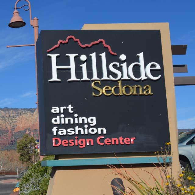 Hillside Sedona