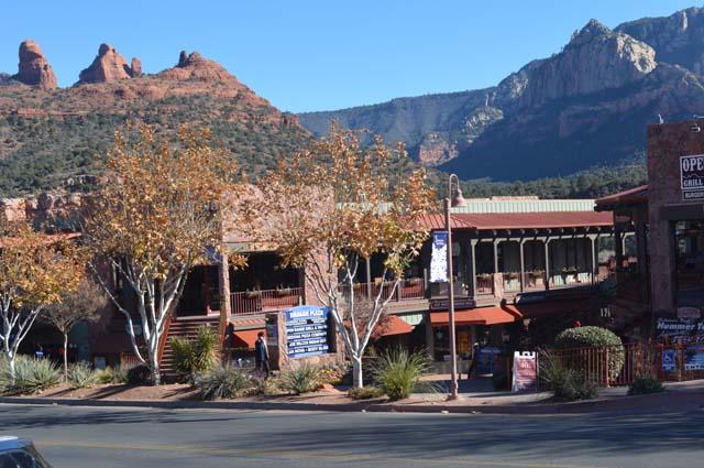 Sinagua Plaza and Canyon Portal