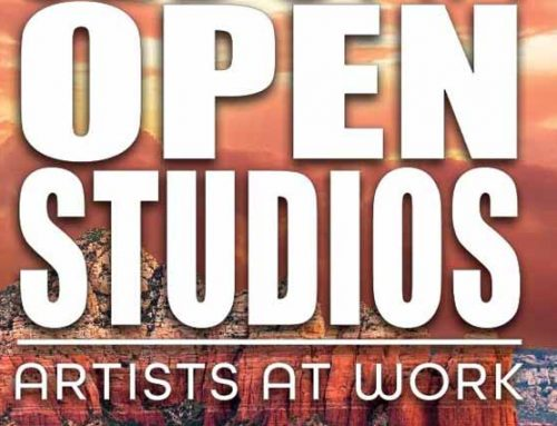 The Sedona Spring Open Studios Tour Returns April 23-25, 2021